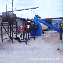 Rotary Drier Machine For Lignite Brown Coal